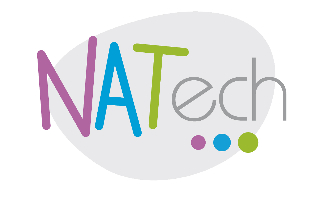 Logo Natech HD fond transparent